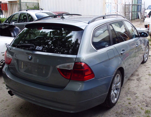 2006 Bmw 3 Series Station Wagon