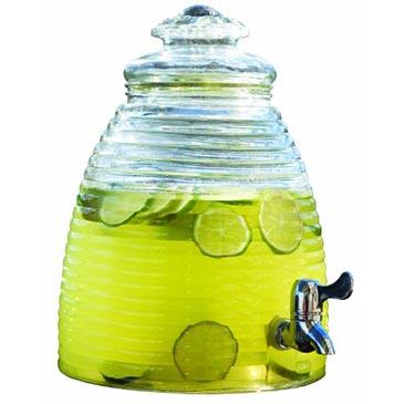 Beverage or water dispenser